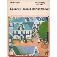 Buchtitel: Das alte Haus auf Hartkopsbever
