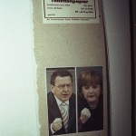 Lügenmuseum Schröder und Merkel