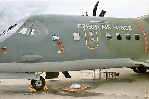 Flugstaffel Tschechei