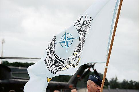 Nationenaufmarsch der NATO