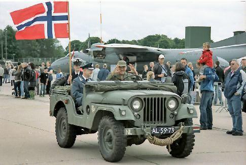 Norwegen als itglied der Nato