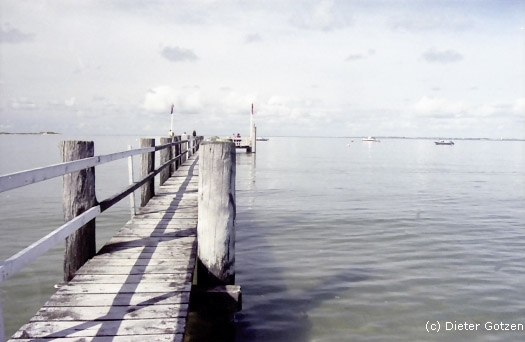 Fotografie am Strand auf Föhr