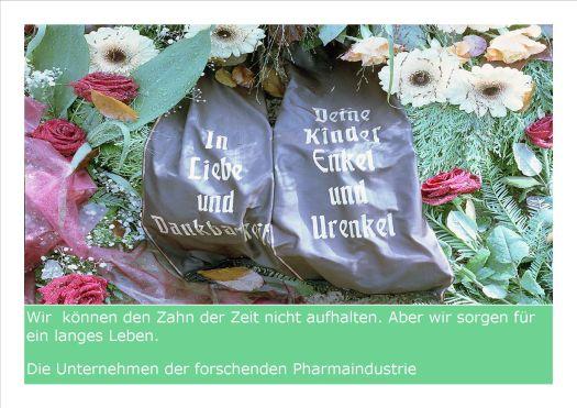 Werbefotogafie: vergangene Zeiten und die Pharmaindustrie in nur einer Aufnahme
