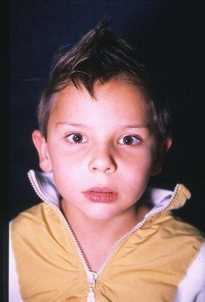 Benedikt Portrait Kind