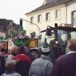 Karneval im Rheinland.