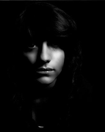 Model aus dem Studio Photographie Dieter Gotzen