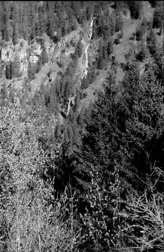 Wasserfall bei Bad Hindelang