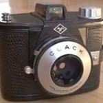 Pinhole-Kamera Agfa Clack