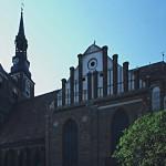 Tangermünde - Stadt der Störche -