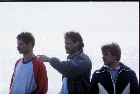 Cap d´Agde 1986 Süd-Frankreich
