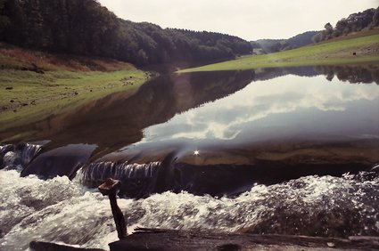 Flusslauf Wupper