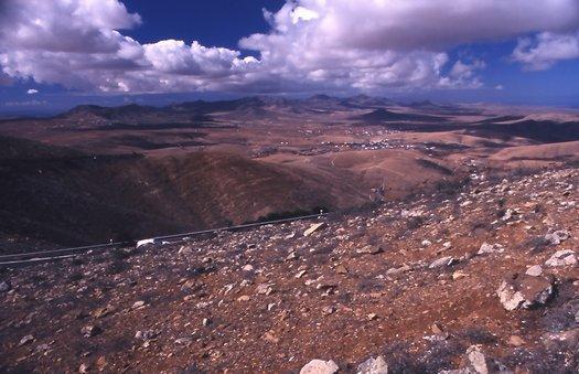 Landschaft pur: Der Norden Fuerteventuras