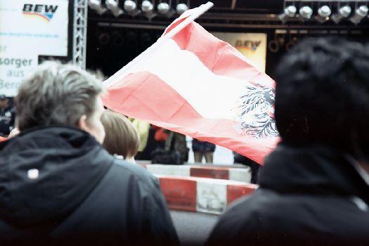 Fans aus Österreich beim Sommerbob 2012