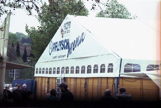Pflitsch-Arena in Hückeswagen