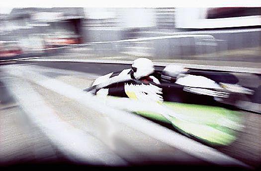 Hohe Geschwindigkeit in Hückeswagen beim Sommerbob
