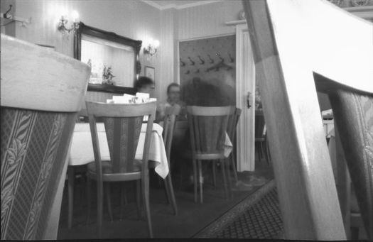 Pinholeday in Hückeswagen: Cafe Koppelberg