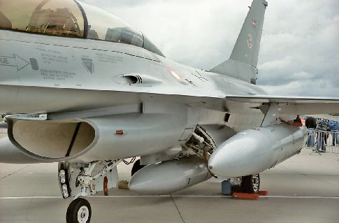 NATO Kampfflugzeug