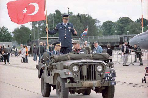 Türkische Kommandatur in Geilenkirchen