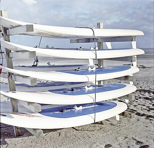 Windsurfen auf Föhr