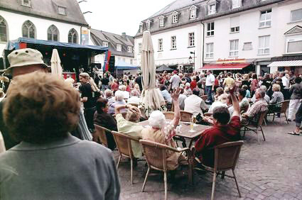 WDR2 für eine Stadt in Attendorn 2009
