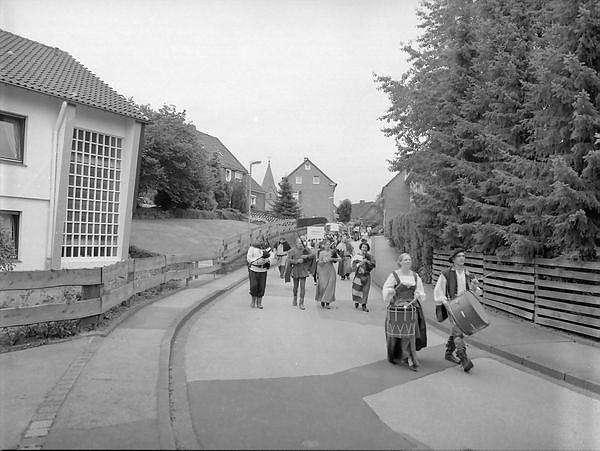 Hückeswagen 925-Jahr und Schützenumzug