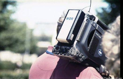 Fernsehübertragung beim CHIO Aachen
