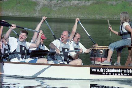 Drachenbootrennen Hückeswagen-Radevormwald
