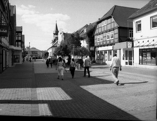 Gifhorn Innenstadt