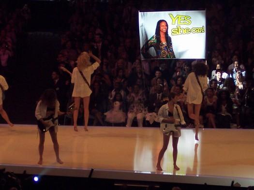 Germanys next Topmodel 2009 Abschlußveranstaltung