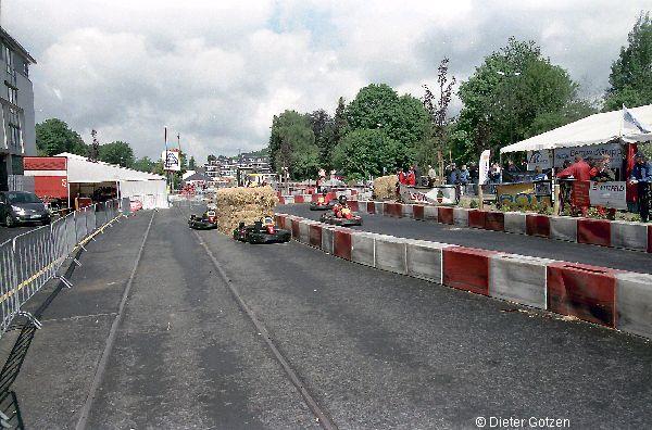 Kartrennen Formel-1