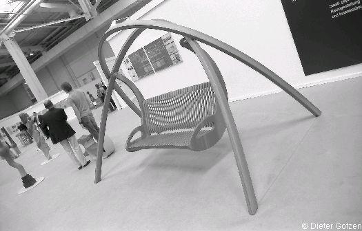 Designarbeit in Perfektion auf der Ligna 2011