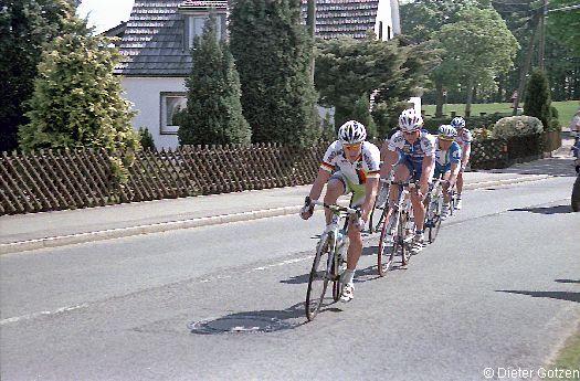 Sportfotografie: Radsport
