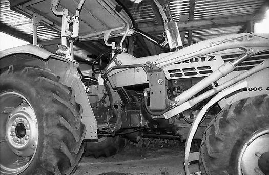 Traktor Hückeswagen-Dürhagen